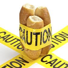 bread caution