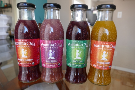 Mamma Chia Drinks