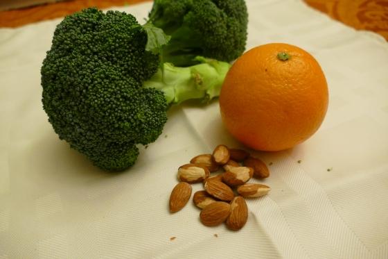 Non-dairy calcium rich foods