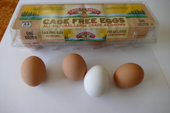 cage free eggs