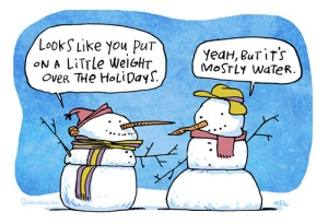 holiday-weight-gain-snowmen